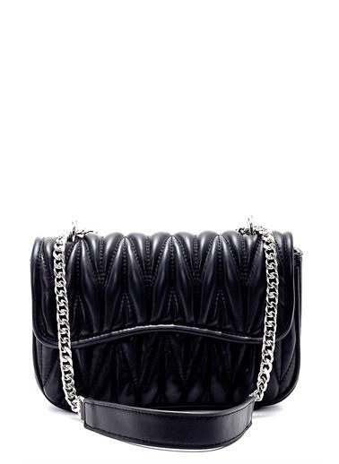 Derimod Kadın Çanta (H7731) Klasik Siyah